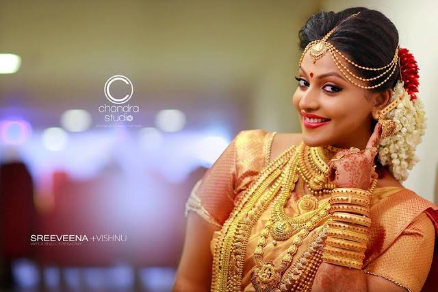 Kerala Hindu Wedding Photos