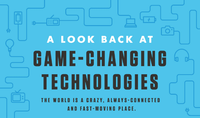 A Look at Game-Changing Technologies