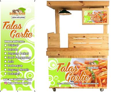Usaha Franchise Makanan Terlaris Talas Bogor