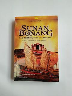 Buku Sunan Bonang dari Rembang Toko Buku Aswaja Surabaya