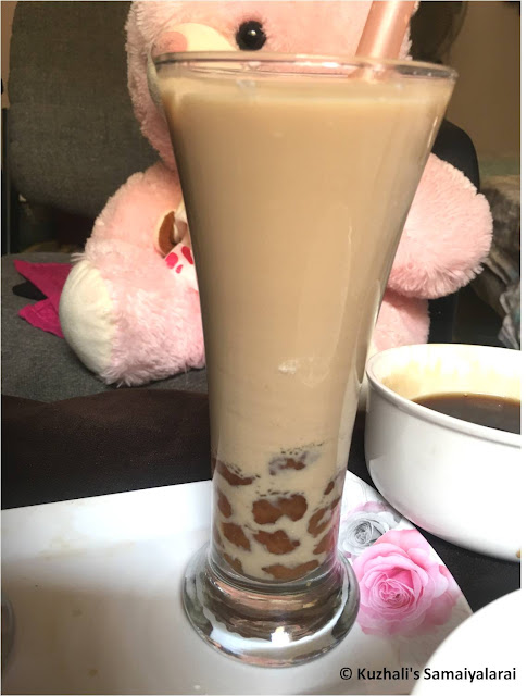 HOW TO MAKE BOBA/ TAPIOCA PEARLS IN HOME FOR BUBBLE TEA