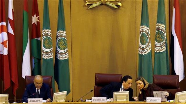 Israeli settlement activities against international law: European Union, Arab League