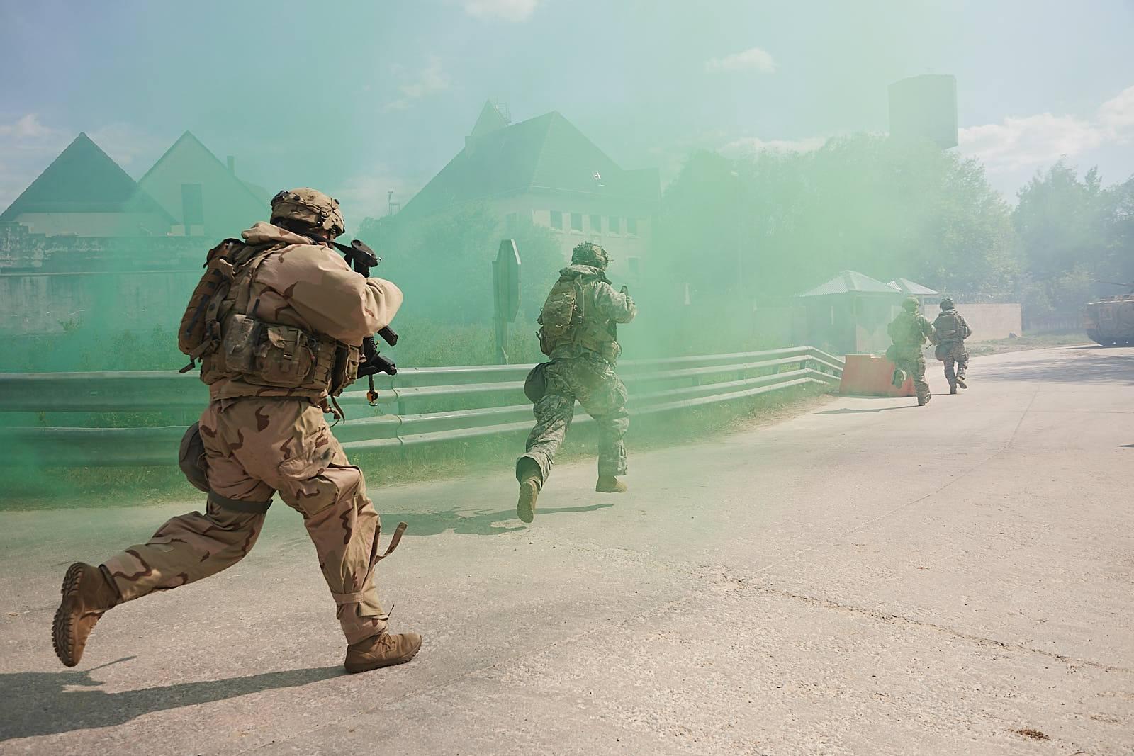 Кожну бригаду вчитимуть веденню бою у місті