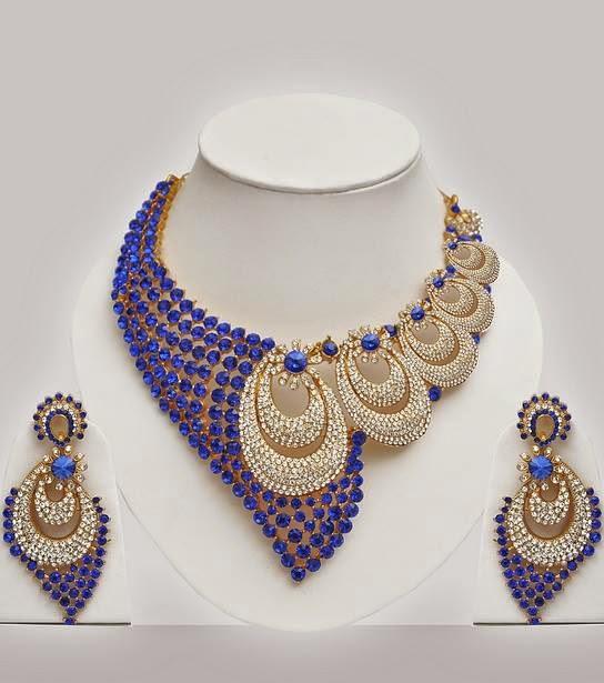 9 Indian Wedding Bridal Jewelry Sets