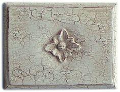 TEXNOΤΡΟΠΙΕΣ-ΤΕΧΝΙΚΕΣ: Crackle (Κρακελέ)