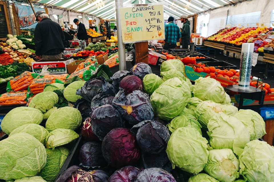 クルーガーズ・ファーマーズマーケット(Kruger's Farm Market)
