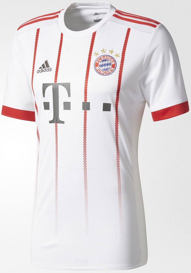c84ffb44fe Adidas lança a nova terceira camisa do Bayern de Munique - Show de ...