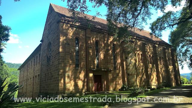 Convento São Boaventura, Imigrante, Vale do Taquari, RS