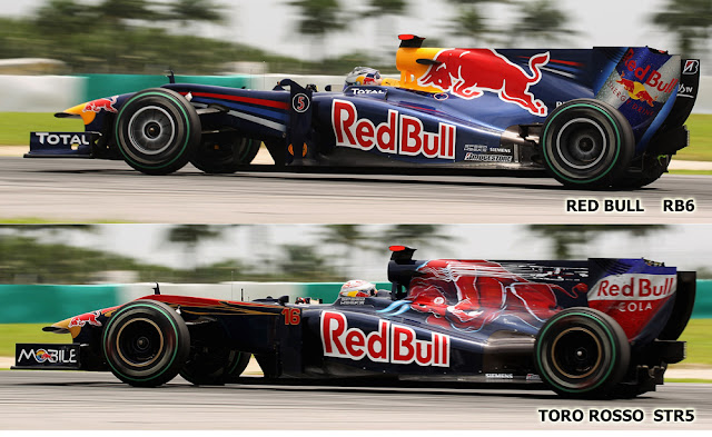 Musim Depan Toro Rosso Berbagi Data dengan Redbull