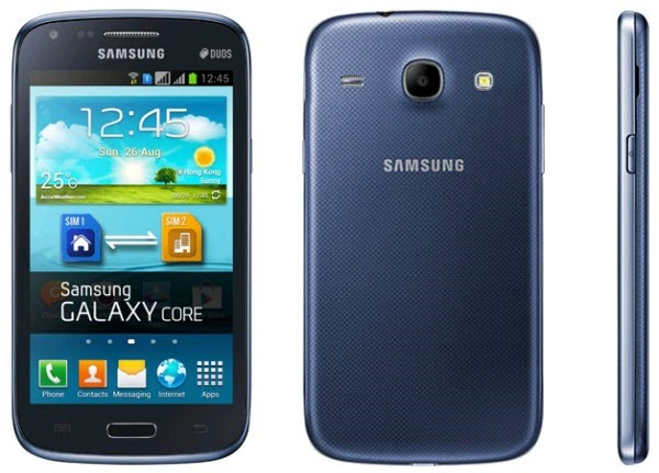 Samsung-gt-s5302 Firmware