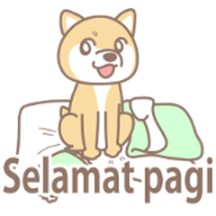 Good morning(Indonesian ver)