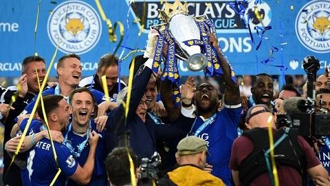 Leicester City vô địch mùa giải Ngoại hạng Anh 2015-2016