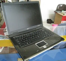 jual laptop second acer 2428