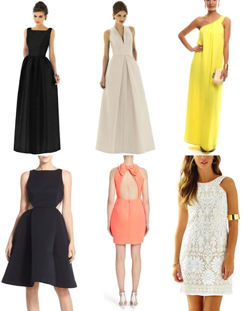Prom, Wedding, and Formal dress ideas!