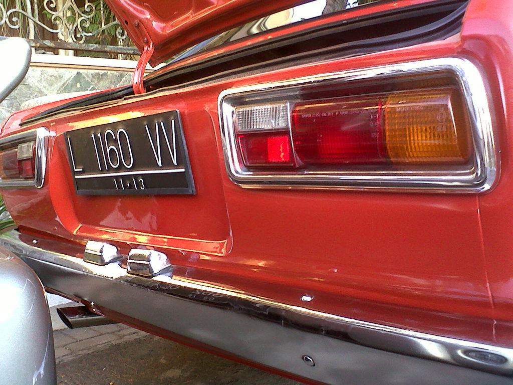 Toyota corolla ke30 tahun 1977 klasik gambar mobil klasik dan antik