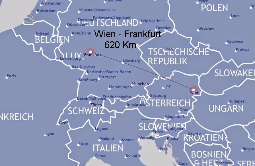 Frankfurt Wien
