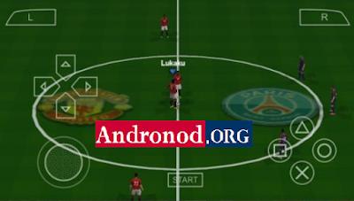 Download PES Jogress V3 PSP Android