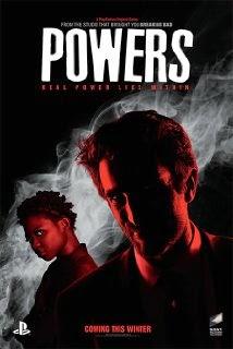 Powers (2015-) ταινιες online seires xrysoi greek subs