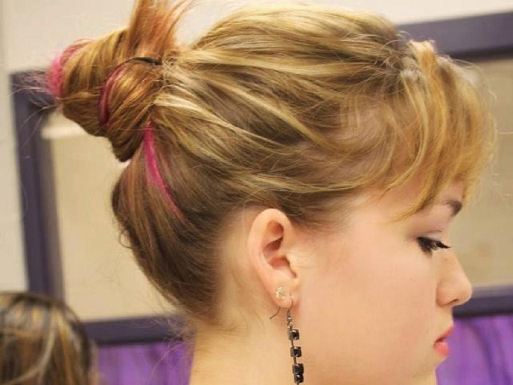 Peinados Recogidos Para Cabello Corto Elainacortez - Ver-recogidos-de-pelo