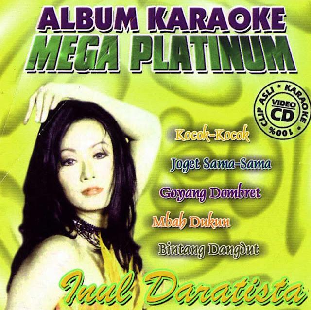 Gambar Sampul CD dangdut Inul Daratista