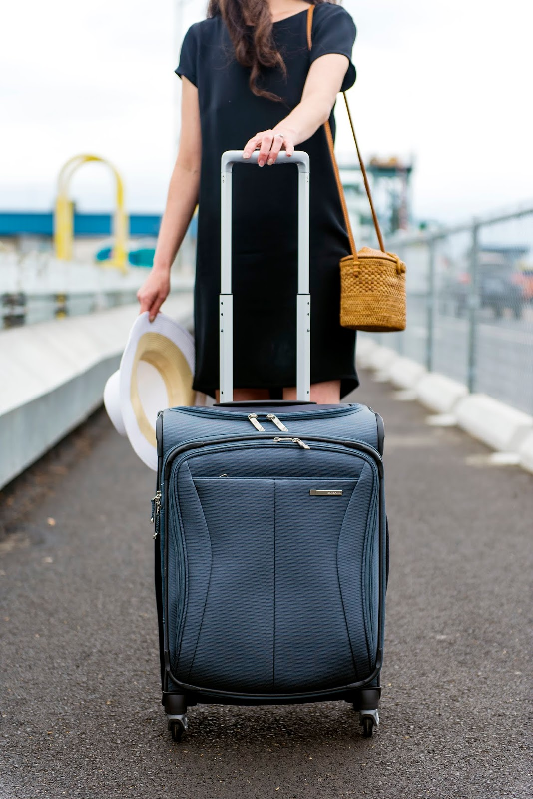 Lighten Your Footprint When You Travel With Samsonite ECO-Flex
