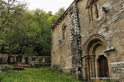Resultado de imagen de Santa María de Pesqueiras, Lugo