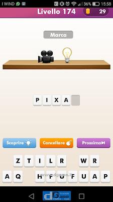 Emoji Quiz soluzione livello 174