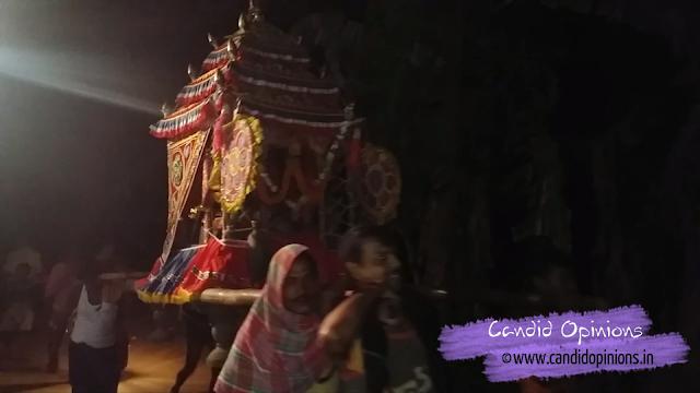 Chachery during Dola Jatra