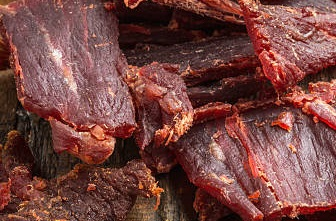 recipe to make beef jerky in the oven