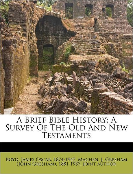 Various Authors-A Brief Bible History-