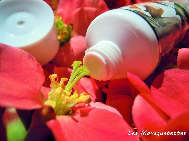 Lotion Body Nabila k- Les Mousquetettes©