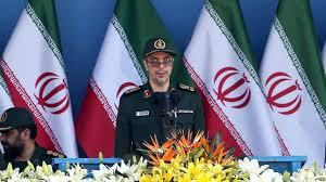στρατηγός Μοχαμάντ Μπαγερί