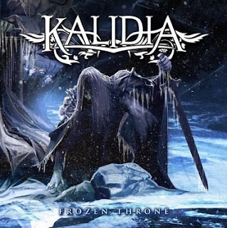 "Το single των Kalidia ""Frozen Throne"""