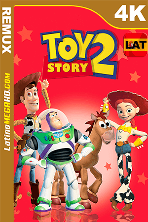 Toy Story 2 (1999) Latino Ultra HD BDRemux 2160P ()