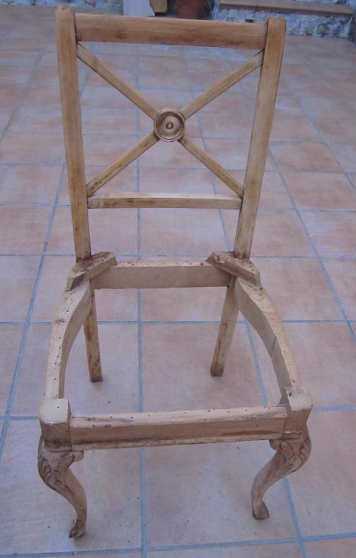 Tallerblog de restauraci n de muebles antiguos curso de - Materiales para tapizar ...