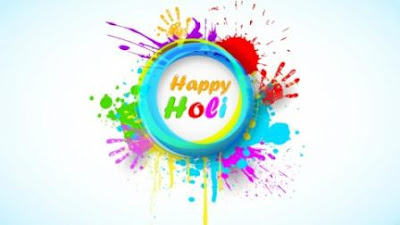 Happy Holi 2017 Facebook Wallpapers