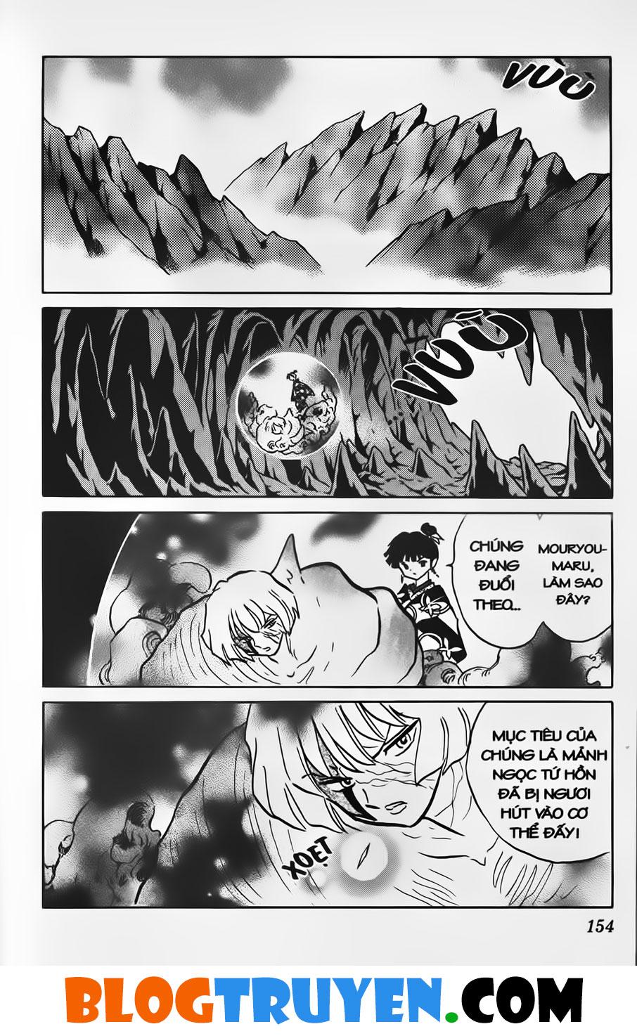 Inuyasha vol 37.9 trang 5