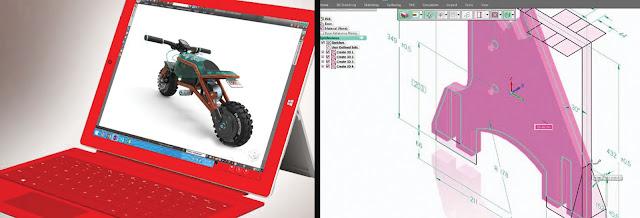 Logiciel CAO 3D professionnel gratuit pour les étudiants - logiciel CAO DAO - télécharger CAD  - 3D CAD software for students - free for student