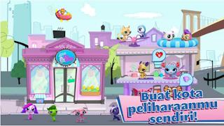 Littlest Pet Shop Mod Apk Unlocked all item