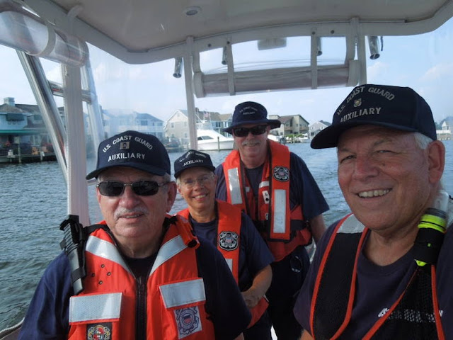 Paul Harren, John Fisher, Betsy Bauer and Dennis-Georgia