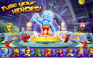 Team Z – League of Heroes Mod Apk v1.05 Terbaru
