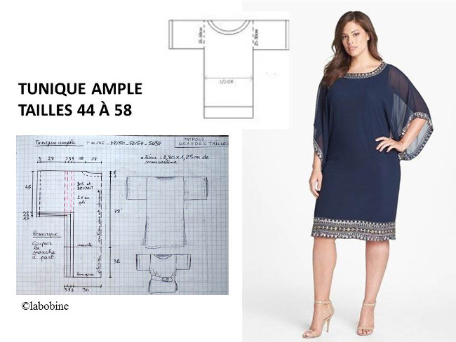 Bettinael Passion Couture Made In France Diy Idee Couture Speciale Grande Taille