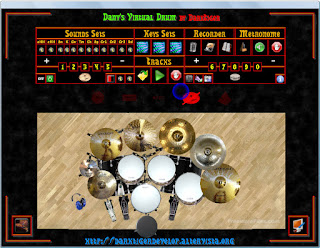 Drum Virtual V 2.0 Beta 4 Full Efect