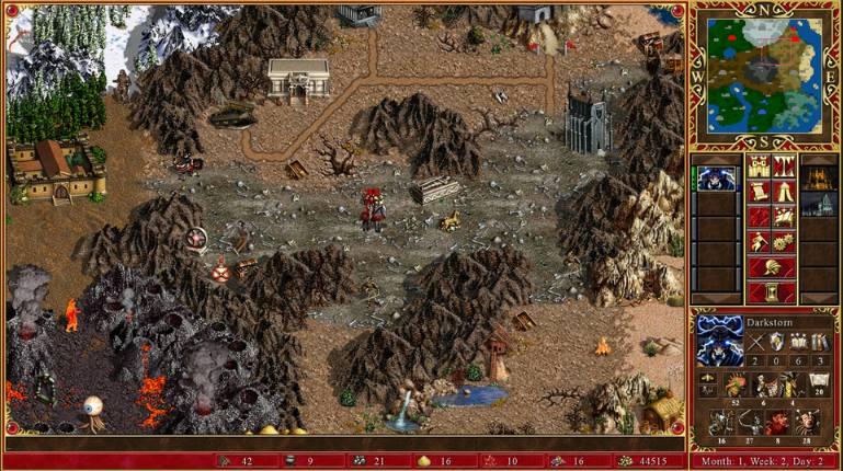 Heroes III – HD Edition