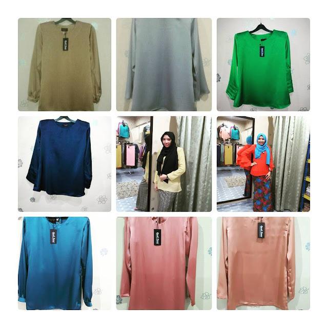 Qaseh Zamri Collection Pilihan Ramai di Hari Raya, baju murah, baju raya murah
