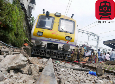 Indian Railway Accident, Irctc, Indian Railways train status, Indian Railways pnr, Rail Ticket Booking App