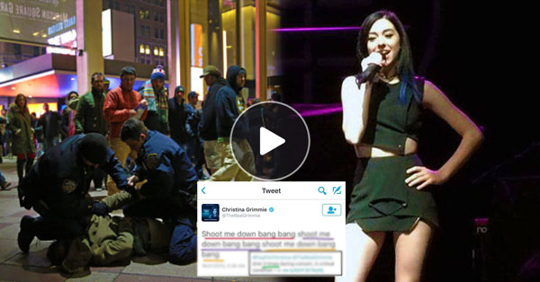 August Ames Death Report >> Christina Grimmie Dead | just b.CAUSE
