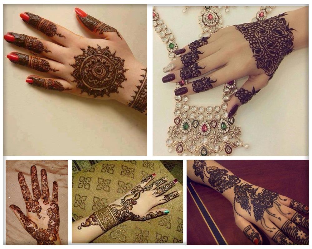 Karachi Mehndi Designs