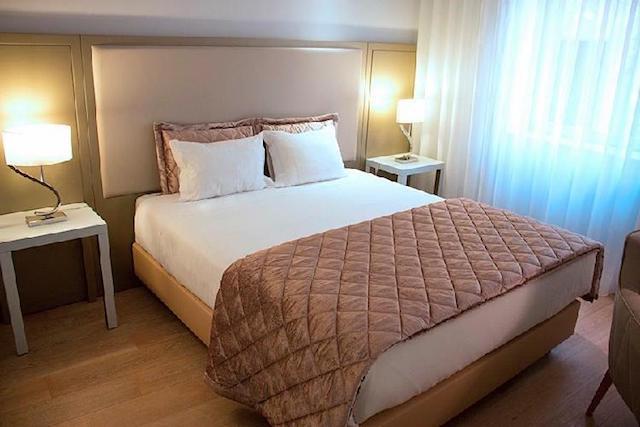 Burgus Tribute & Design Hotel em Braga - quarto