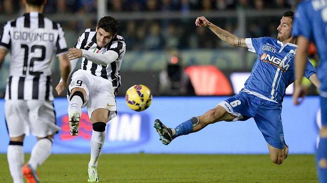 Juventus vs Empoli